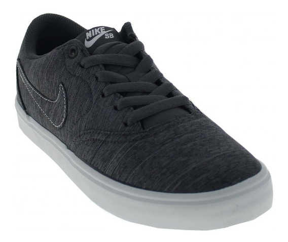 Tênis Feminino Nike Sb Check Solar 921464-004 Cinza