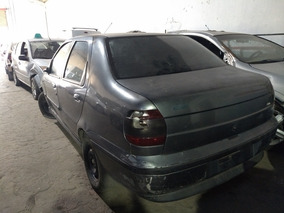 Fiat Siena 1.7 El Aa Lve 2000