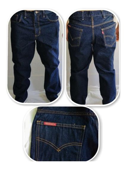 Pantalones Industriales Tres Triples Costura Redman