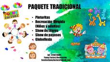 Recreacionistas - Payasos - Títeres - Eventos Infantiles