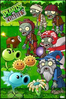 Acolchado Plantas Vs. Zombies