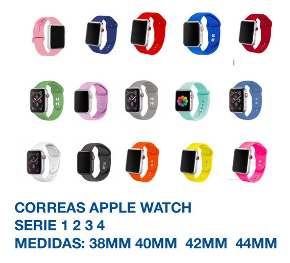 Correa Extensible Apple Watch Iwatch Serie 1 2 3 4 5 S/m
