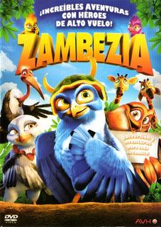 Zambezia ( Animación / Infantil ) Dvd Original