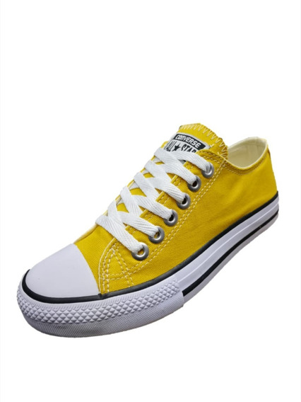 Tênis Converse All-star Femenino Lona Top