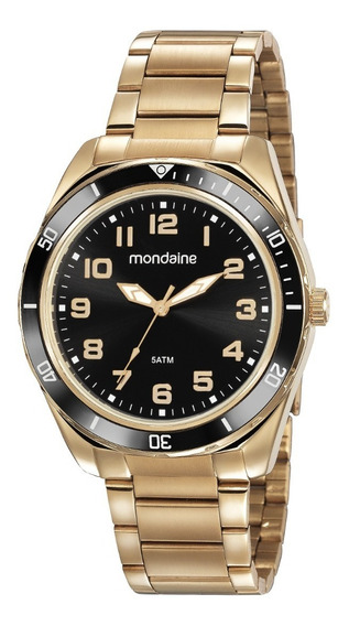 Relogio Masculino Mondaine Mod53768 Grande Chama Atenção Top
