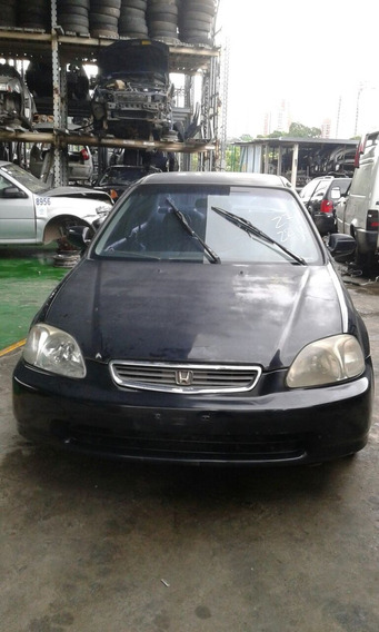 Honda Civic 1.6 16v Vtec 1999 Gasolina