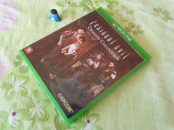 Xbox One Resident Evil Origins Collection Orig Midia Física