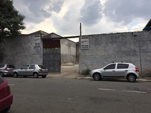 Imagem 1 de 4 de Terreno À Venda, 668 M² Por R$ 1.500.000 - Mooca - São Paulo/sp - Te0208