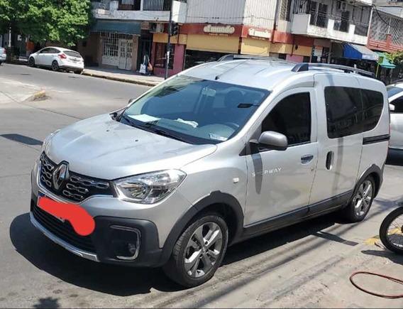 Renault Kangoo Ii Stepway 1.6 Sceii 2018