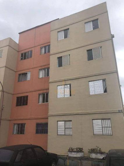 Lindo Apartamento Vale Dos Pinheiros Taboão Da Serra - Ap0704