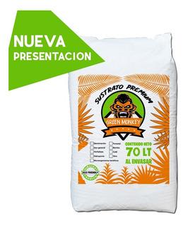 Sustrato Verde Premium 70 Lt Peat Moss Perlita Polvo De Coco