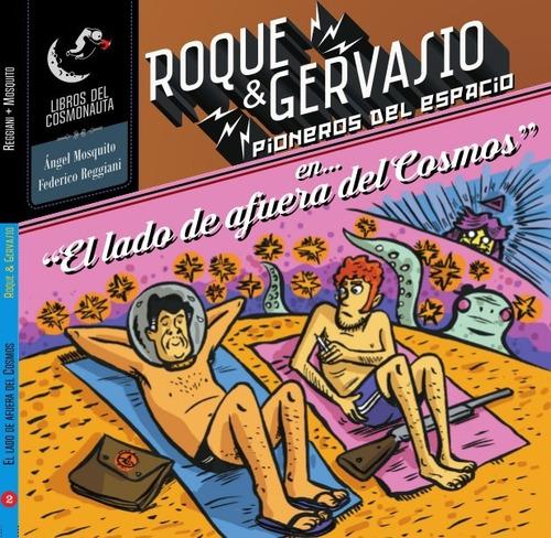 Imagen 1 de 2 de Roque & Gervasio, Pioneros Del Espacio