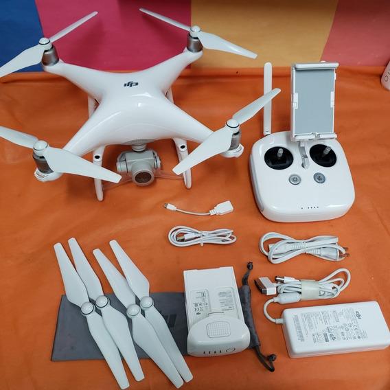 Drone Dji Phantom 4 Pro - Excelente Estado - Pardal Hobby!!!