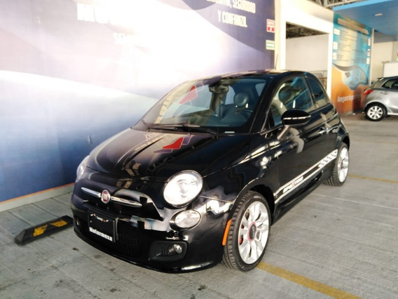 Fiat 500 Sporting Automático 2016