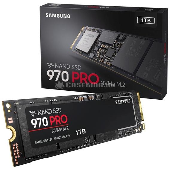 Ssd M.2 Samsung 970 Pro 1tb Nvme Lacrado Promoção!