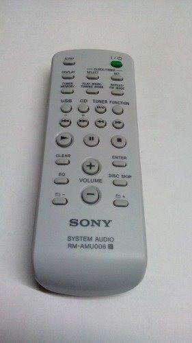 Controle Som Sony Foto Iustrativa Leia A Descrição