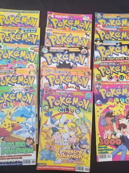 26 Revistas Pokemon - Ed. Conrad.