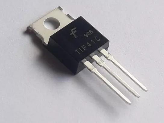 20un Transistor Tip41c