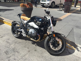 Moto Bmw 2017 Nine T Pure 1200cc Ninet Impecable