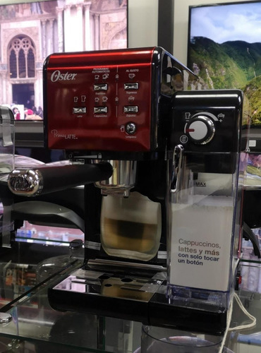Cafetera Express Oster® (bvstem6701r) Nueva En Caja
