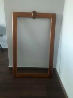 Marcó De Cedro Para Espejo 1.20 X 70cm