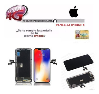 Pantalla iPhone X (oled) +tienda Fisica + Instalacion