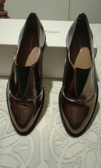 Zapatos Mocasines Calvin Klein