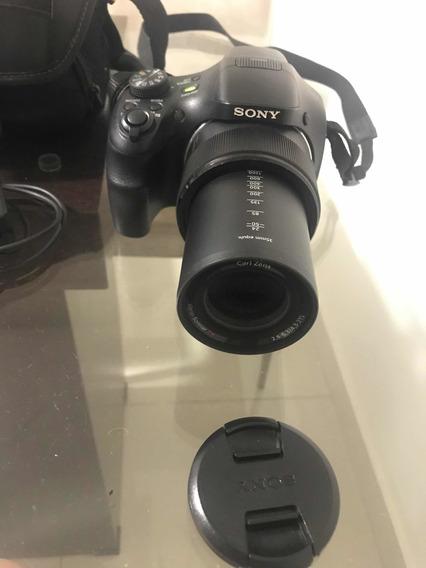Câmera Dsc Hx300