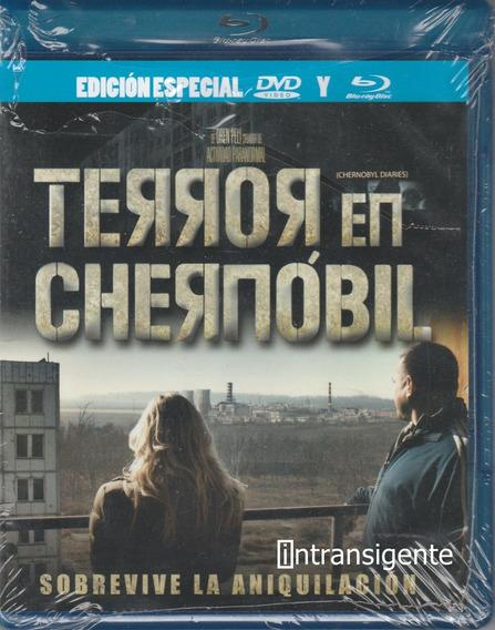 Terror En Chernobil (blu-ray + Dvd) Chernobyl Diaries