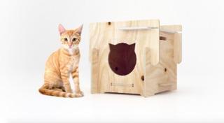 Casa Para Gatos Desarmable Envio Gratis