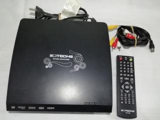 Reproductor De Dvd Citech Dp749b Usado Poco Uso Completo