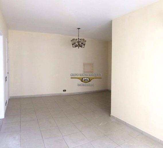 Apartamento Com 2 Dormitórios Para Alugar, 74 M² Por R$ 1.400,00/mês - Tatuapé - São Paulo/sp - Ap1626