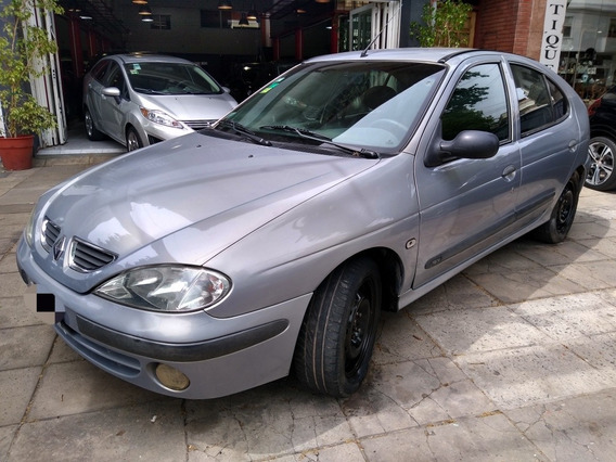 Renault Megane Authentic 2006 Bicuerpo Impecable Full