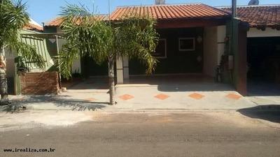 Casa Para Venda Em Presidente Prudente, Cobral, Jd., 3 Dormitórios, 1 Suíte, 2 Banheiros, 3 Vagas - T2509