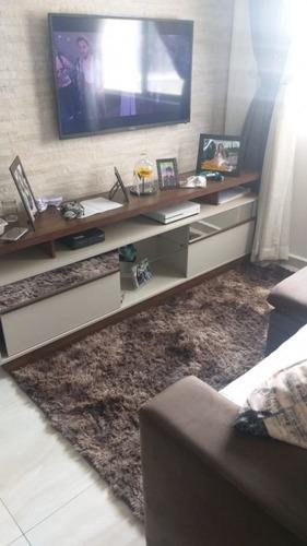 Imagem 1 de 17 de Apartamento 3 Quartos Santo André - Sp - Parque Marajoara - Rm445ap