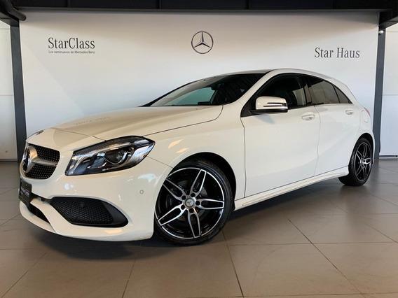 Mercedes-benz A 200 Sport Blanco 2017 Demo