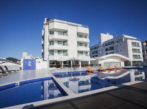 Imagem 1 de 14 de Flat Residencial À Venda, Ingleses Do Rio Vermelho, Florianópolis. - Fl0010