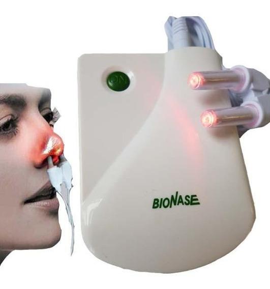 Bionase Laser Tratamento Rinite Sinusite Alergia Nariz Novo!