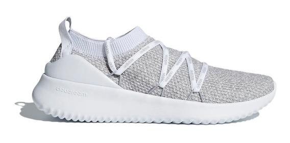 adidas Zapatillas Running Mujer Ultimamotion Blanco - Gris