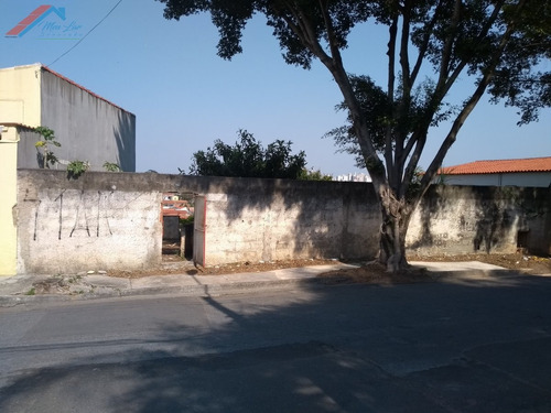 Terreno A Venda No Bairro Vila Haro Em Sorocaba - Sp.  - Te 069-1