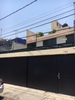 Casa En Renta Campestre Churubusco, Taxqueña
