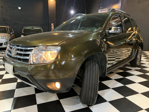 Renault Duster 2.0 Luxe 4x4 2013 Musgo Cpm