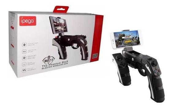 Pistola The Phantom Shox Ipega Pg-9057 Bluetooth