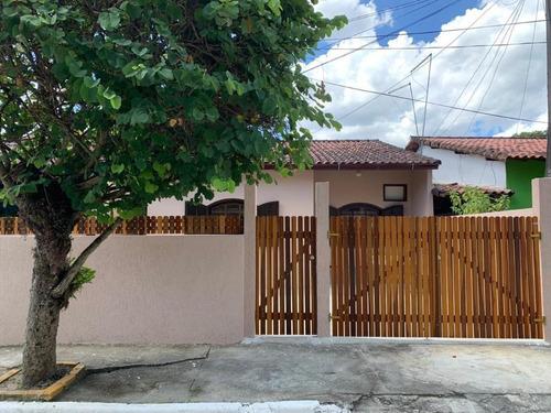 Casa Linear De 2qtos A Venda Dentro De Condomínio - Várzea Das Moças - Ca1110