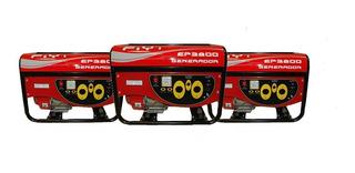 Grupo Electrógeno Generador Eléctrico 3800w Arr. Eléctrico
