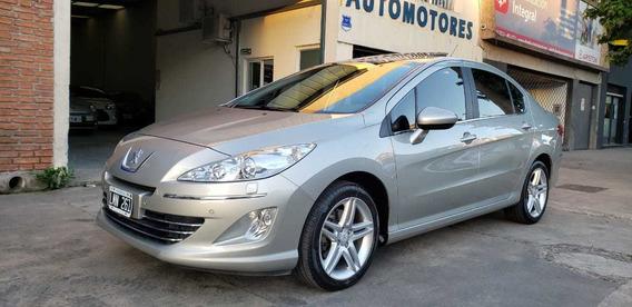 Peugeot 408 Sport 2012