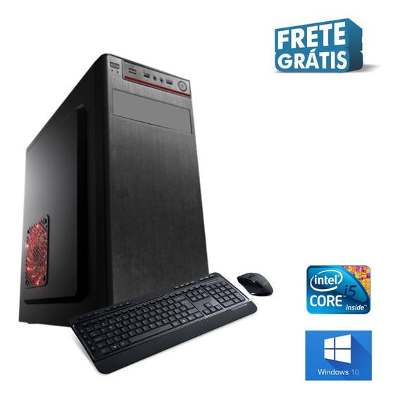 Pc - Intel I5 8gb Ram Ssd 480gb Windows 10 - Oferta Especial