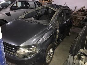 Volkswagen Suran 2012 1.6l Sedan 5 Ptas Lin Nueva Color Gris
