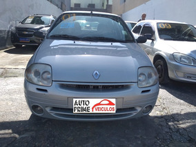 Renault Clio 1.0 Rn Sedan 16v Gasolina 4p Manual!!!