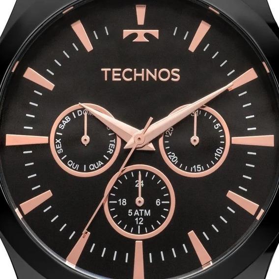 Relógio Technos 6p29ajl/4p